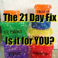 The 21 Day Diet… Is it for you?