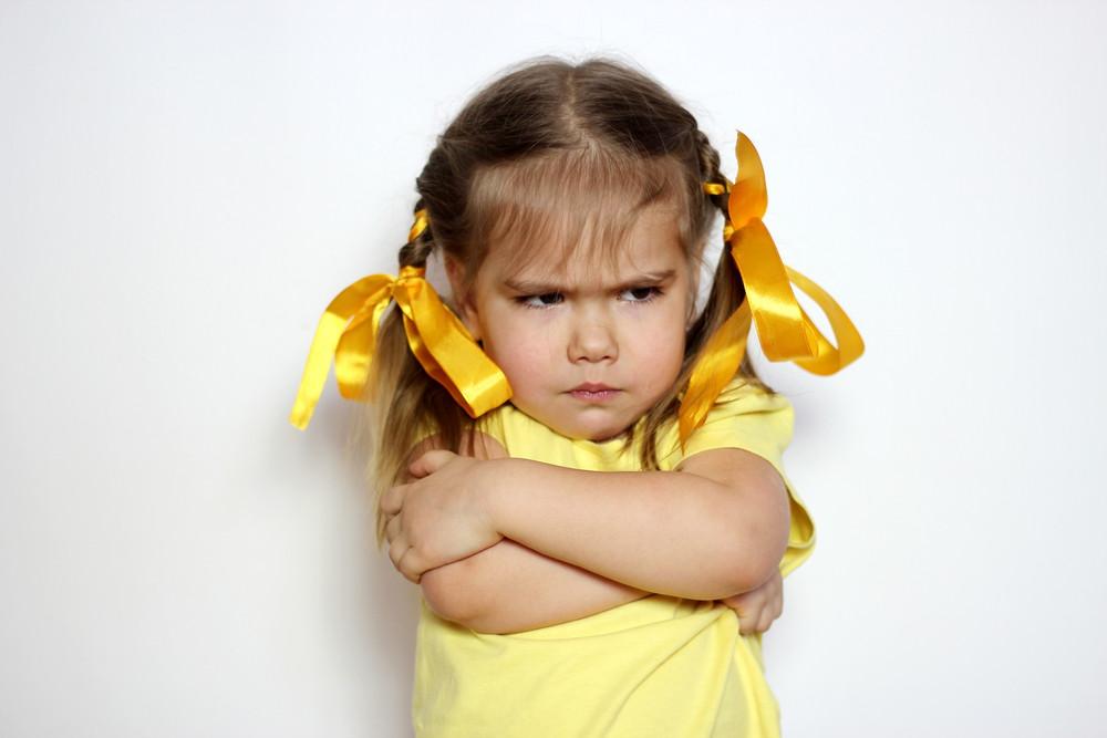 बच्चों का ग़ुस्सा