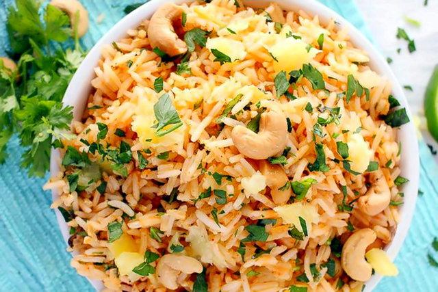 फ़्राइड राइस - Fried rice recipe hindi