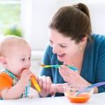 शिशु का आहार