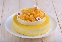 मैंगो केक रेसपी