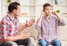 माता पिता की ग़लतियाँ