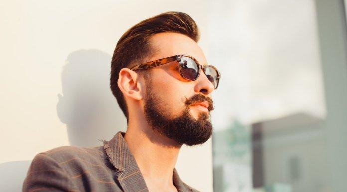 घनी दाढ़ी उगाना