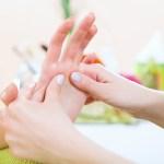 Numb hand