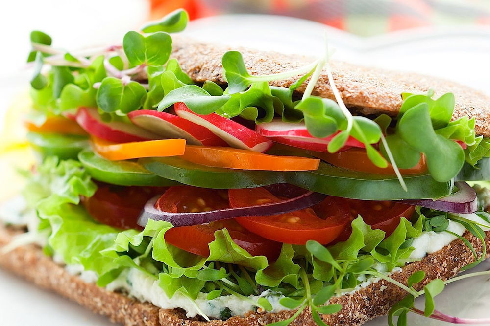 फूड एलर्जी के लिए रेशेदार भोजन