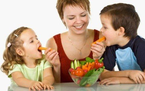 vegetable recipes for kids
