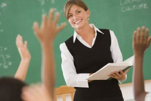 personality development for teachers