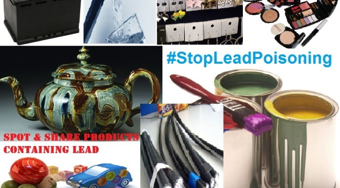 Be part of the Big Impact: Stop Lead Poisoning