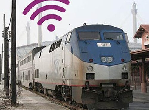 Free Wi-Fi in East Central Railway