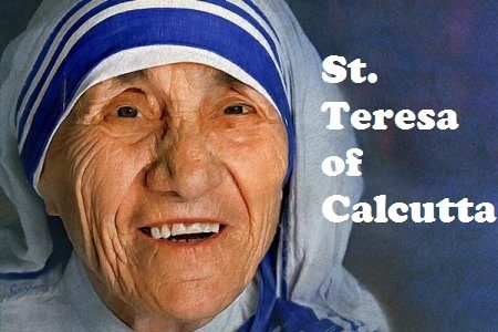 Food Stories of Saint Teresa of Calcutta
