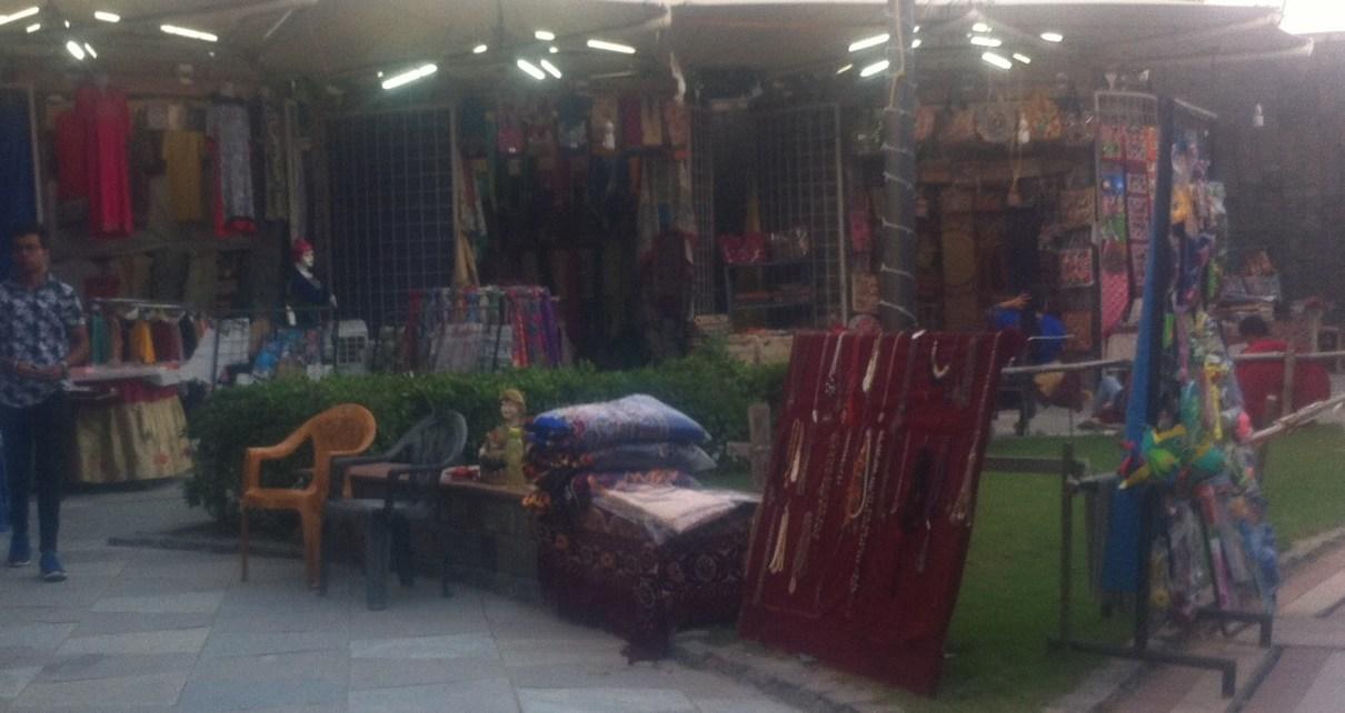 Diwali 2017 at Dilli Haat Janakpuri