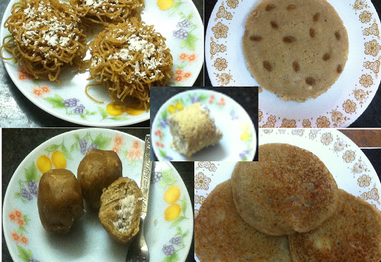 Kerala breakfast recipes with wheat flour