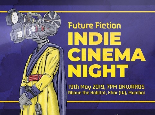 Indie Cinema Night Celebrates moving images in all forms
