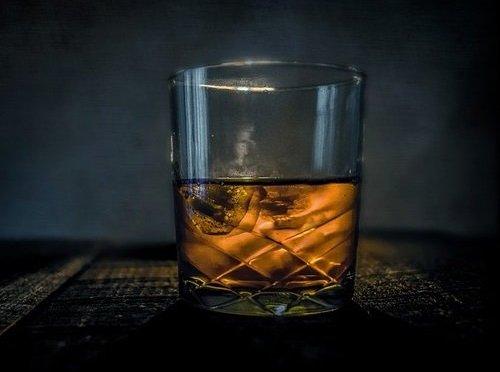 Imported liquor