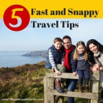 5 Snappy Travel Tips For Easy and Comfortable Travel