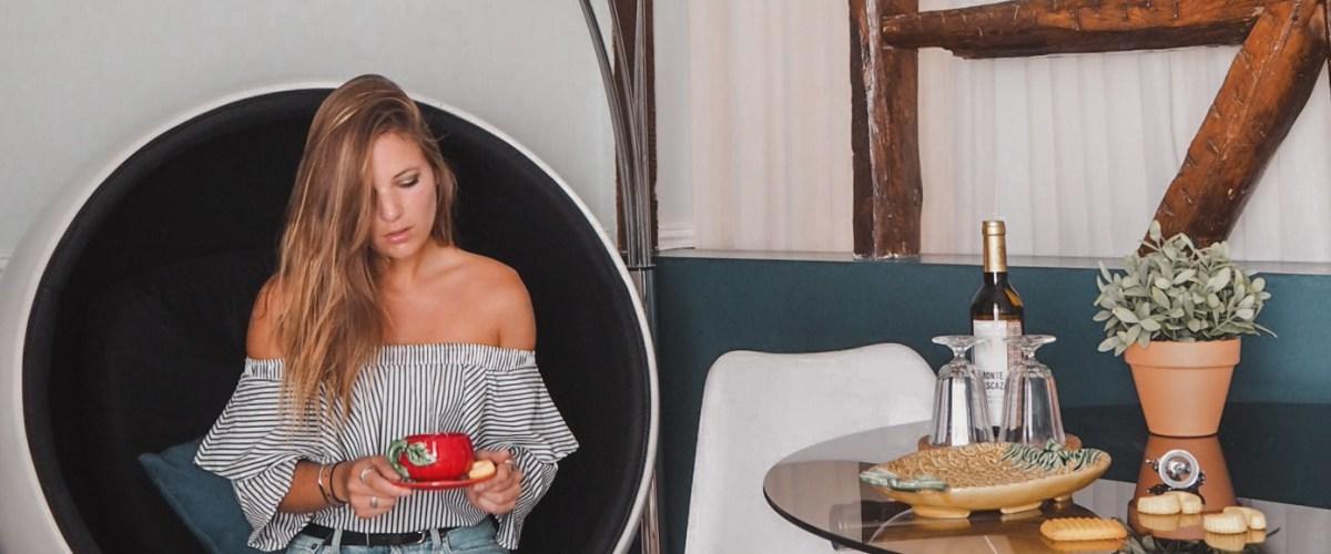 Casa Amora Is The Best Bed & Breakfast In Lisbon | lifestyletraveler.co | IG: @lifestyletraveler.co