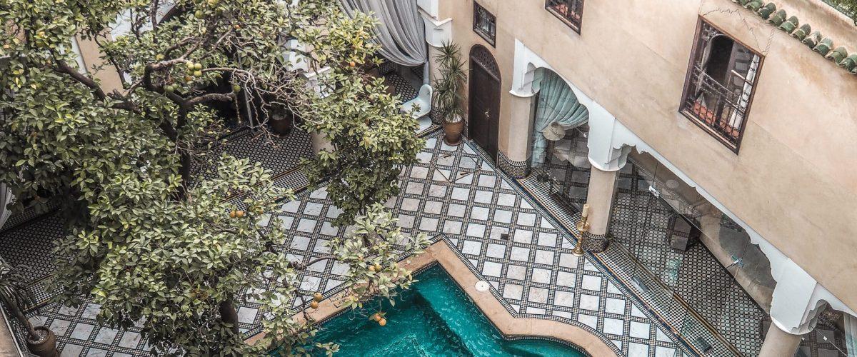 A Luxury Riad Experience In Fez - La Maison Bleue   lifestyletraveler.co   IG: @lifestyletraveler.co