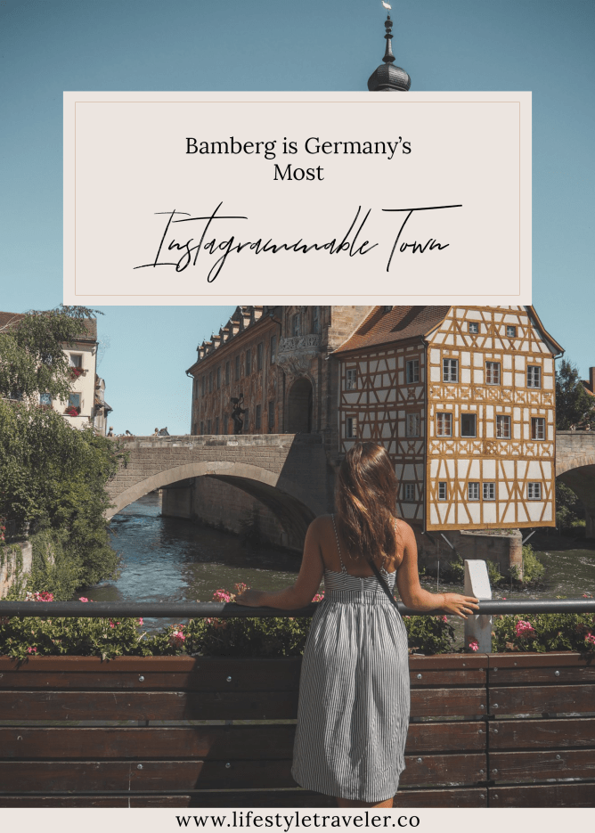 Bamberg Is Germany's Most Instagrammable Town | lifestyletraveler.co | IG: @lifestyletraveler.co