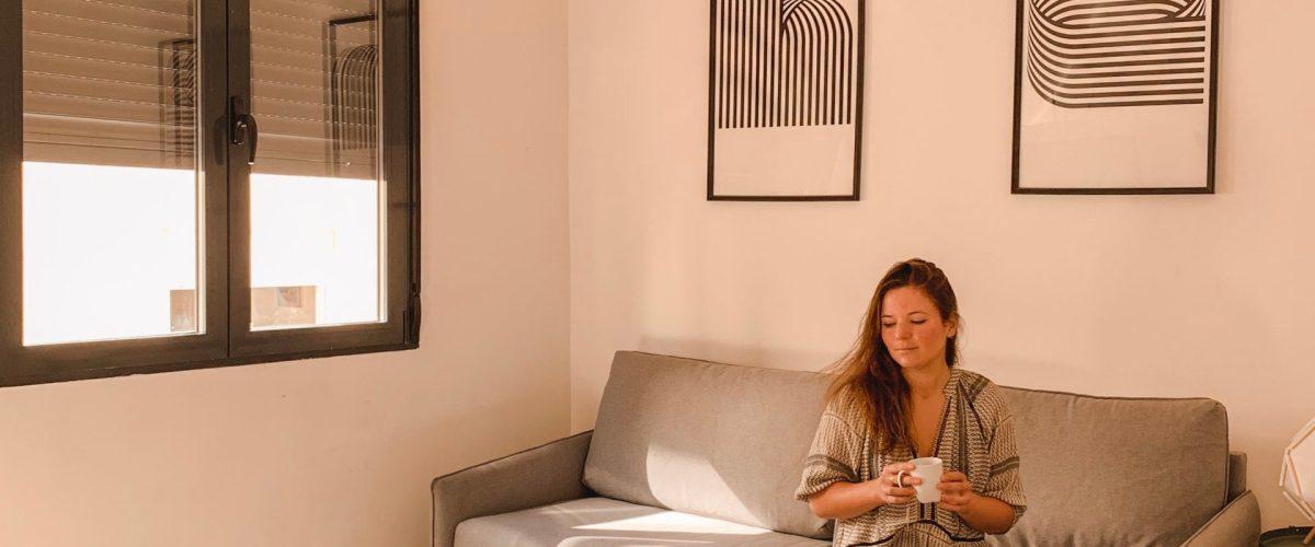 Best Tourist Apartment Rentals In Barcelona | lifestyletraveler.co | IG: @lifestyletraveler.co