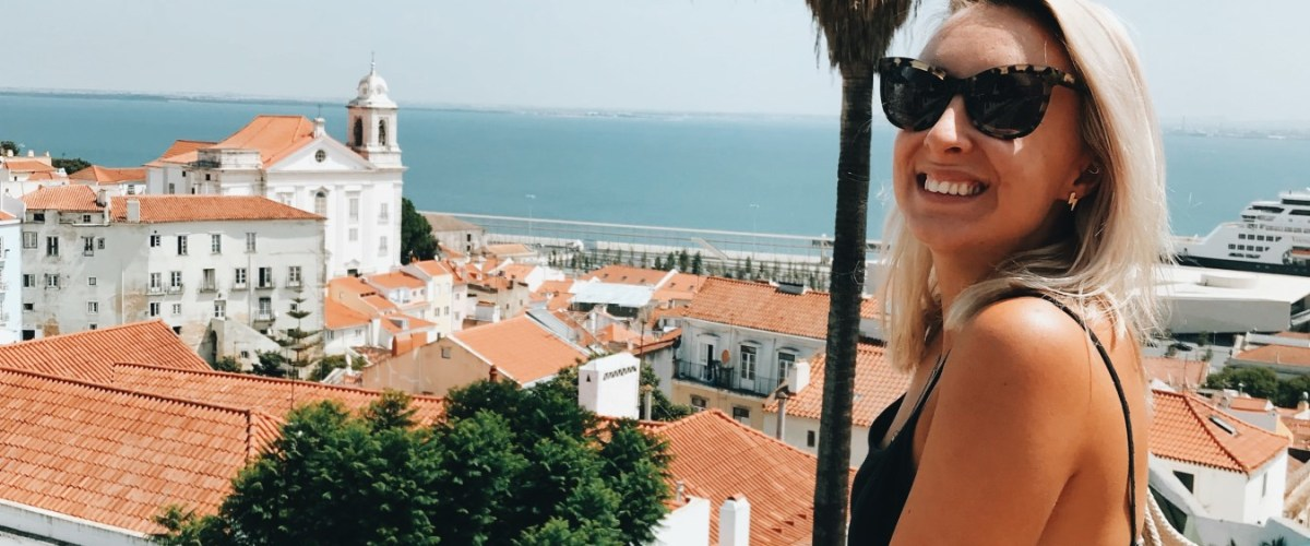Living in Lisbon as a Digital Nomad | lifestyletraveler.co | IG: @lifestyletraveler.co
