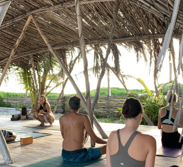 Tulum Remote Work and Wellness Retreat | lifestyletraveler.co | IG: @lifestyletraveler.co