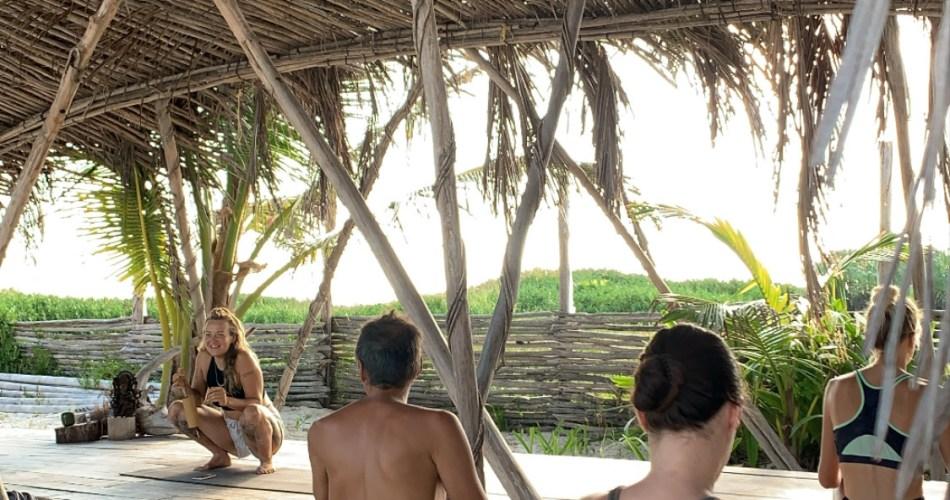 Tulum Remote Work and Wellness Retreat | lifestyletraveler.co | IG: @lifestyletraveler.co