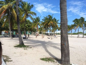 Miami Beach Training Strand