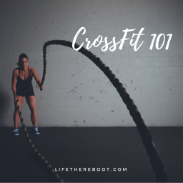 Cross fit ropes