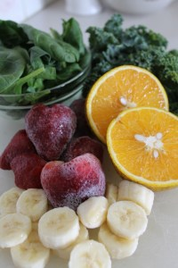 Fruit for smoothies