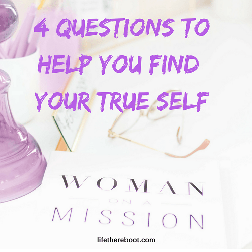 Find Your True Self