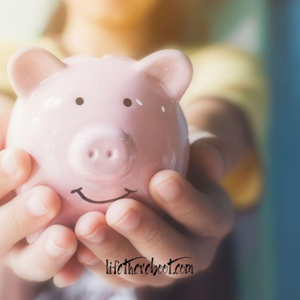 financial goals savings
