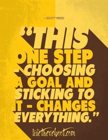 tenacity goal setting