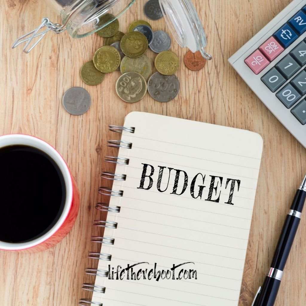 budget financial goals