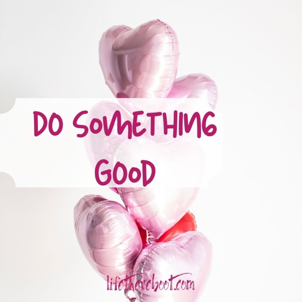 something good positive difficult situations