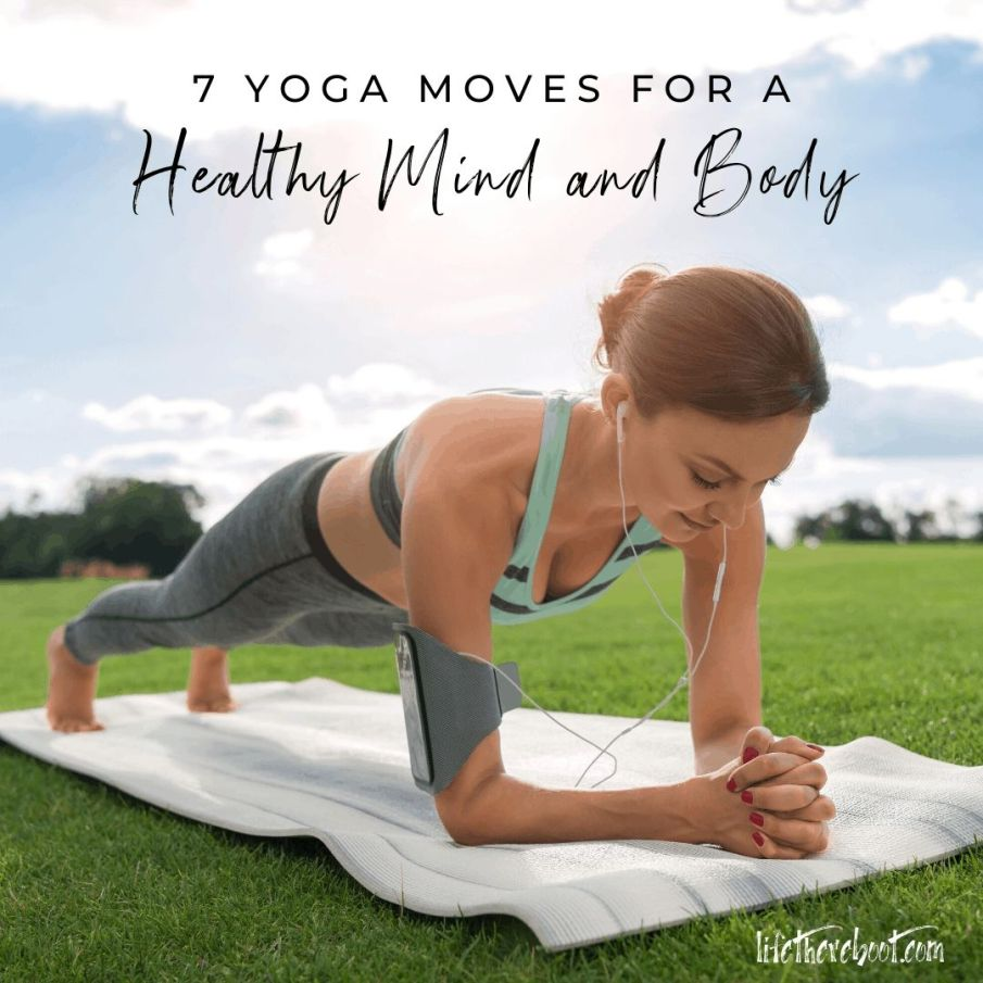 7 yoga moves