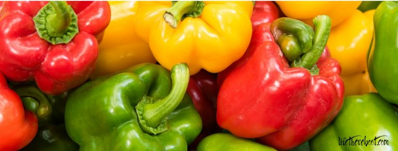 bell pepper food immune system