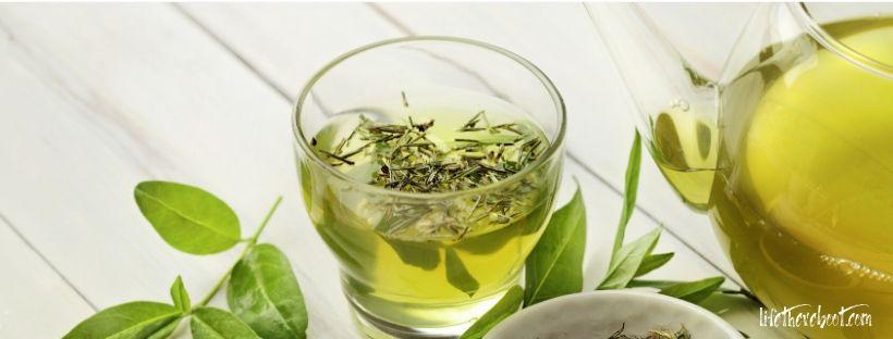 green tea food immune system
