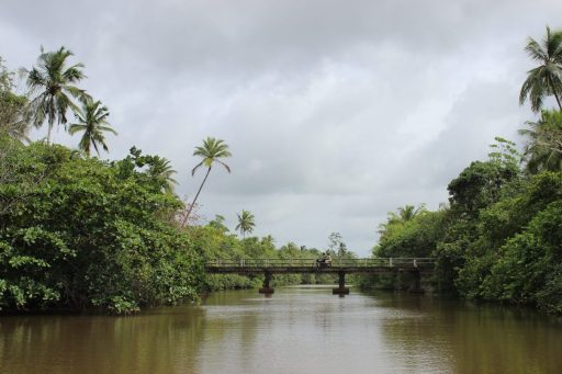 Kapu Ela river, Sri Lanka