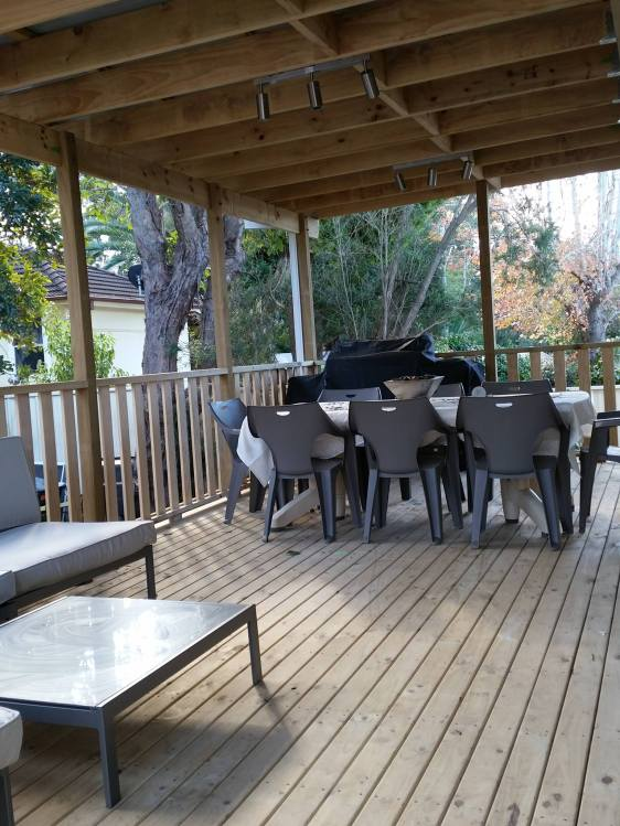 bbq space