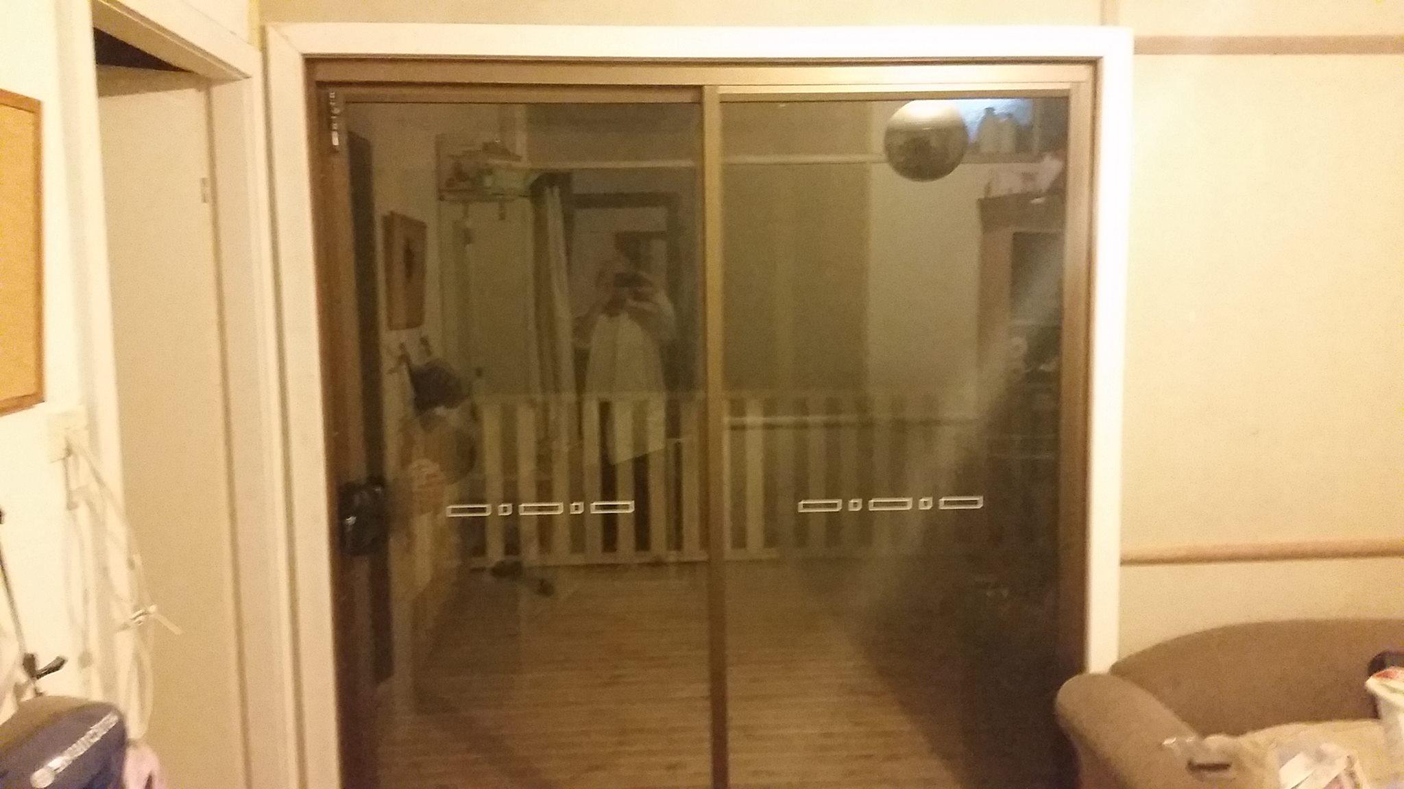 New back door