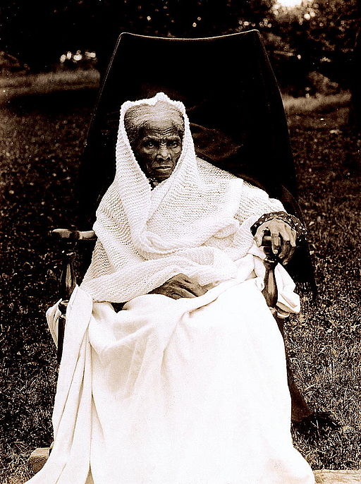 Harriet Tubman - the hero