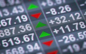 The stock market index