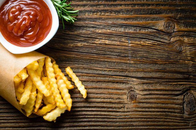 potato and tomato sauce