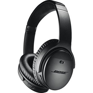 Bose QuietComfort 35 Wireless Travel Headphones