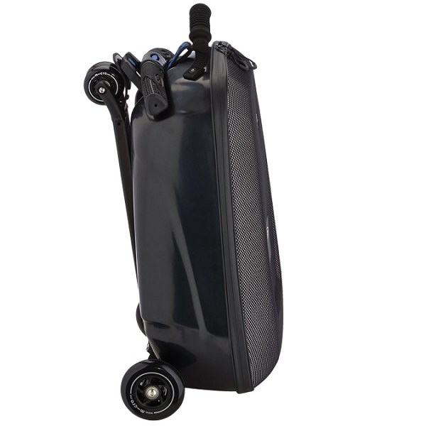 Travel Scooter Luggage Scooter Suitcase Folded