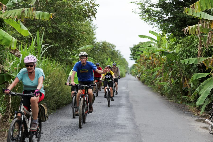 vietnam cycling tours group