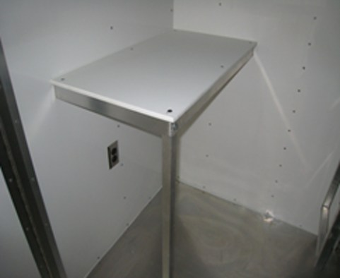 Collapsible Corner Table