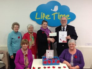 Poppy Appeal Crochet Group