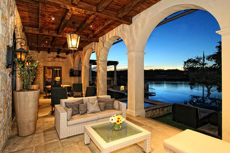 16 Inspiring Luxury Patio Ideas - Lifetime Luxury on Luxury Backyard Patios id=94633