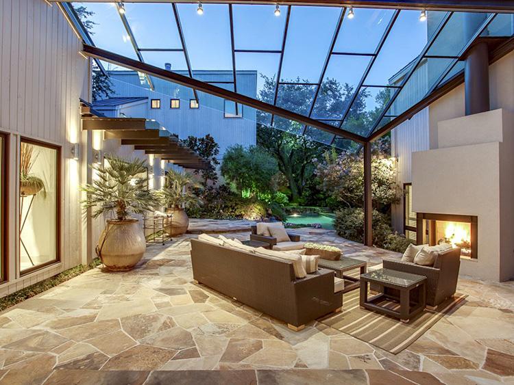16 Inspiring Luxury Patio Ideas - Lifetime Luxury on Luxury Backyard Patios id=70229